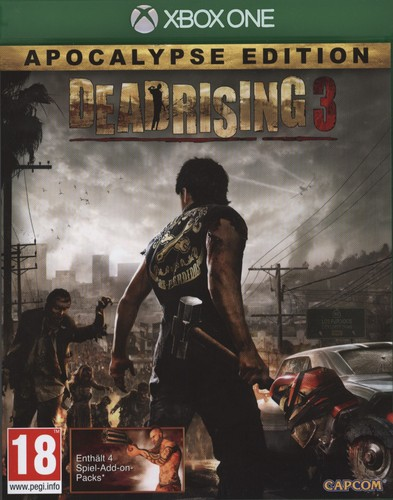 Dead Rising 3 - Apocalypse Edition [XONE]