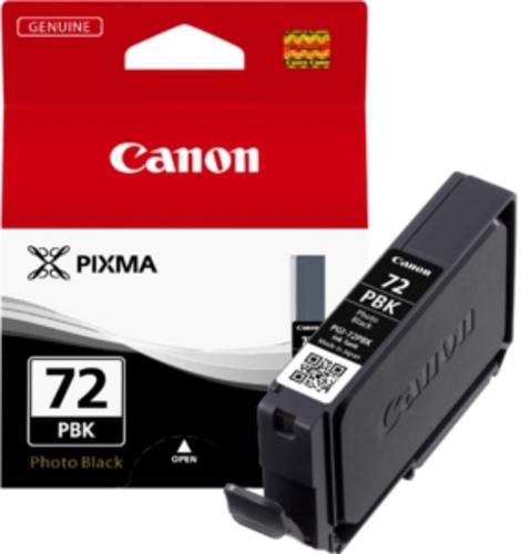 Canon PGI-72pbk, TPA photo schwarz, 14ml