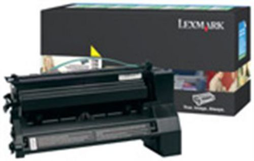 Lexmark C780, Toner yellow, 6'000 pages