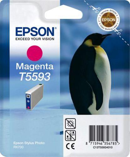 Epson T55934010, TPA magenta, 400s