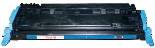 Peach Tonermodul cyan kompatibel zu HP Q6001A