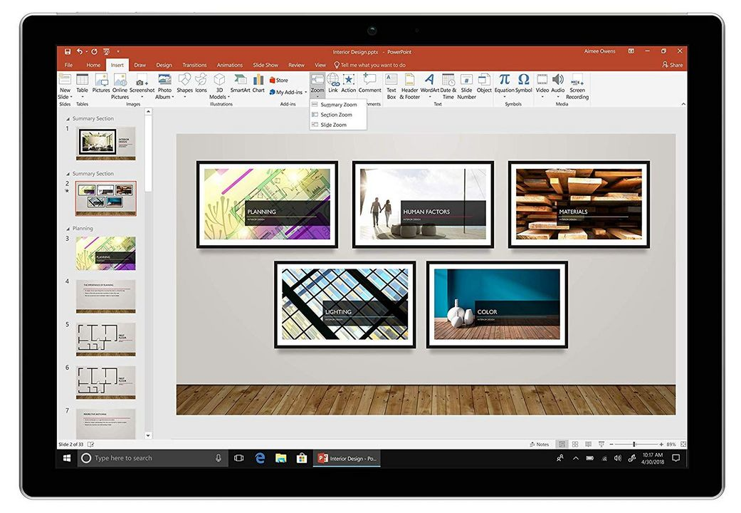 Office 365 Personal [1PC] 1 Jahr Abonnement [PC/Mac] (D)