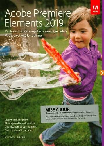 Premiere Elements 2019 Upgrade