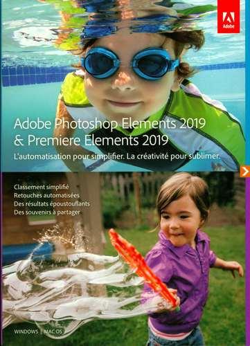Photoshop Elements 2019 & Premiere Elements 2019