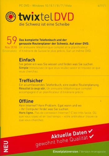 TwixTel 59 05/19 Einzelplatz Version [DVD]