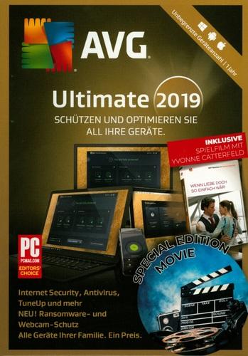 AVG Ultimate 2019 - Special Edition [unbegrenzte Lizenzen]
