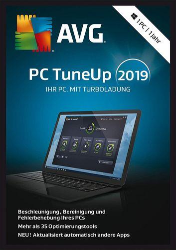AVG PC TuneUp 2019 [PC]