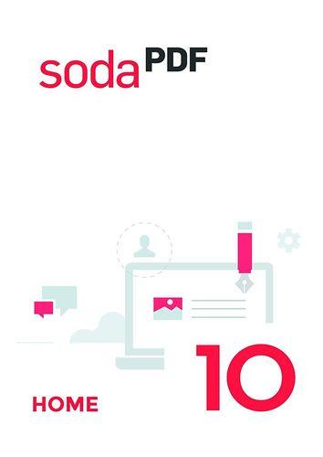 Soda PDF Home 10 (D