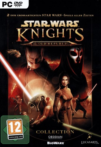 Pyramide: Star Wars - Knights of the Old Republic Collection [DVD]