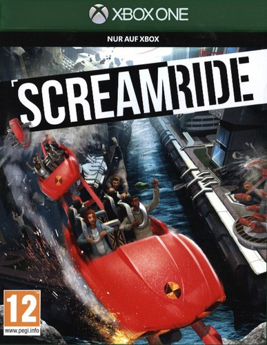 Scream Ride [XONE]