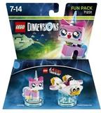 LEGO Dimensions Fun Pack - LEGO Movie Unikitty