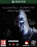 Middle-Earth: Shadow of Mordor - Game of the Year Edition [XONE]