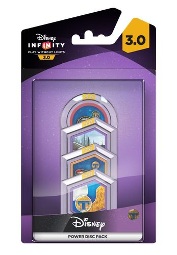 Disney Infinity 3.0 - A World Beyond Power Disc Pack