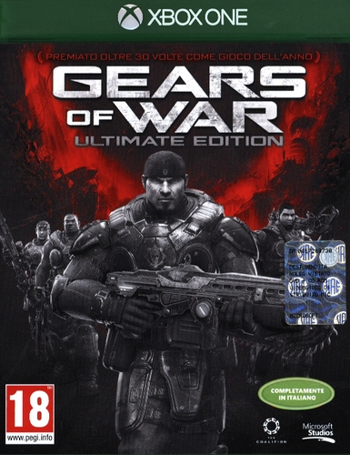 Gears of War: Ultimate Edition [XONE]