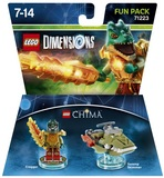 LEGO Dimensions Fun Pack - Chima Cragger