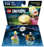 LEGO Dimensions Fun Pack - The Simpsons Krusty the Clown