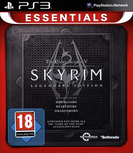 Essentials: The Elder Scrolls V Skyrim - Legendary Edition