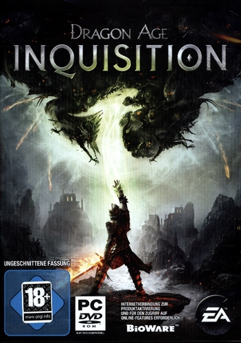 Pyramide: Dragon Age - Inquisition [DVD]