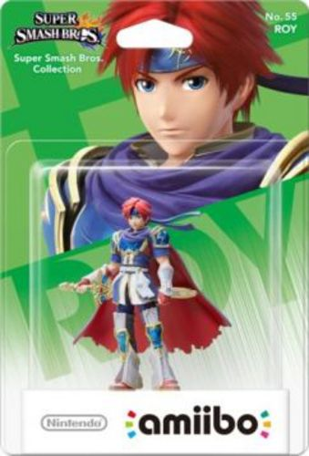 amiibo Super Smash Bros. Character No. 55 - Roy
