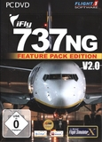 iFly 737NG Feature Pack Edition V2.0 für FSX [Add-On] [DVD]