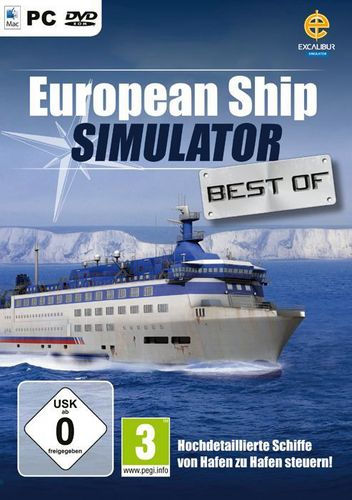 European Ship Simulator Best of [DVD]