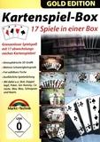 Gold Edition: Kartenspiel-Box - 17 Spiele in einer Box