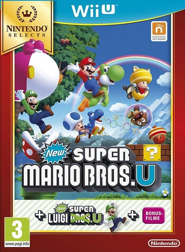 Nintendo Selects : New Super Mario Bros. U & New Super Luigi