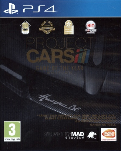 Project CARS - Game of the Year Edition [PS4]