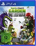 Plants vs. Zombies: Garden Warfare 1 [PS4]