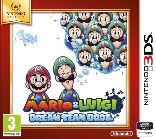 Nintendo Selects : Mario & Luigi - Dream Team Bros.