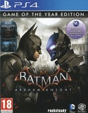 Batman: Arkham Knight - Game of the Year Edition [PS4]