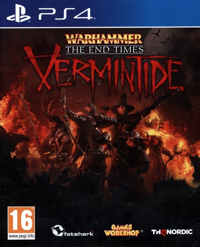 Warhammer: The End Times - Vermintide [PS4] (F/E)