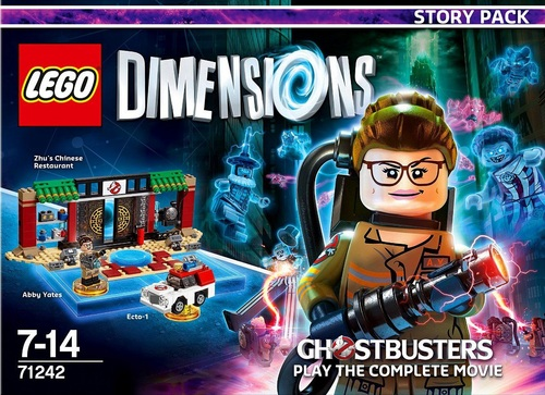 LEGO Dimensions Story Pack - New Ghostbusters