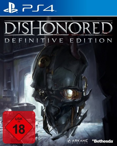 Dishonored Definitive Edition [PS4]