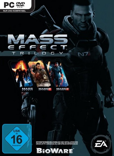 Pyramide: Mass Effect Trilogy