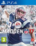 Madden NFL 17 [PS4]