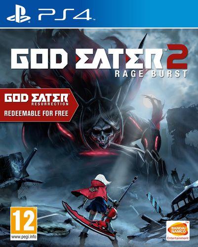 God Eater 2 Rage Burst (inklusive God Eater Resurrection) [PS4]