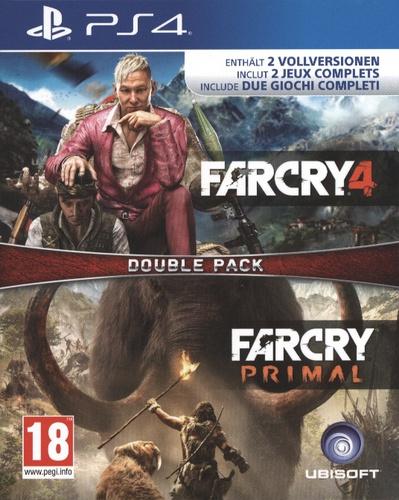 Far Cry 4 + Far Cry Primal [PS4]