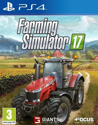 Farming Simulator 2017 [PS4] (F/NL)