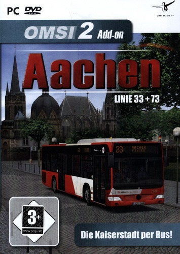 OMSI 2 Achen [Add-On]