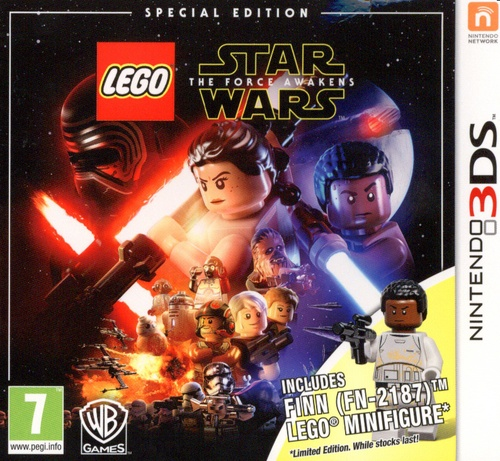 LEGO Star Wars The Force Awakens Toy Edition