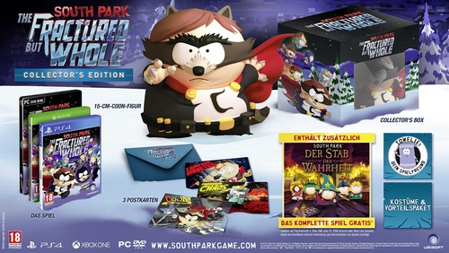 South Park - The Fractured But Whole - Collector's Edition [PS4]