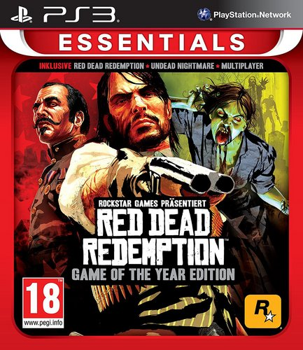 Essentials : Red Dead Redemption GOTY