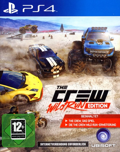 The Crew Wild Run [PS4]