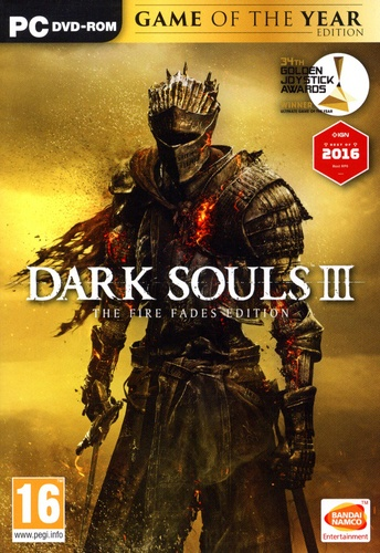 Dark Souls 3 - The Fire Fades Edition [DVD]