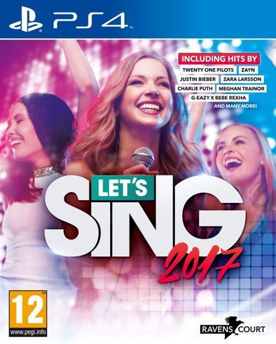 Let's Sing 2017 [PS4]