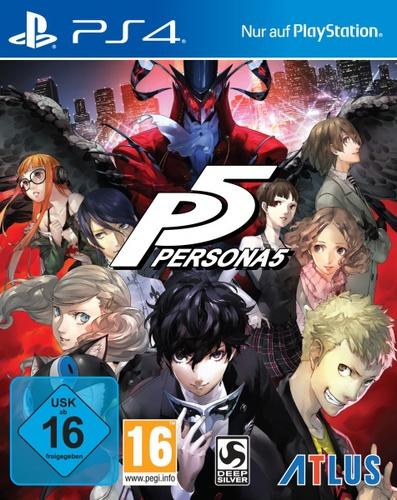 Persona 5 [PS4] (E/d)