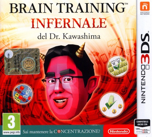 Brain Training infernale del Dr. Kawashima