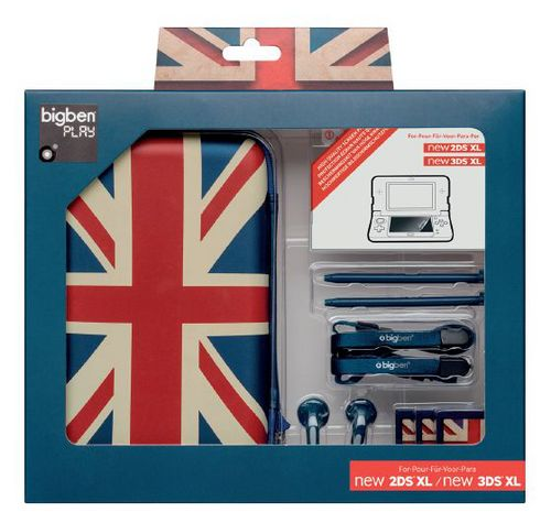 Game Traveler Essential Pack UK XL
