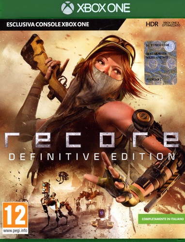 ReCore Definitive Edition [XONE]